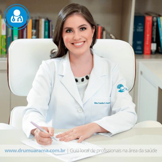 Dra. Camilla Casarin Francisco